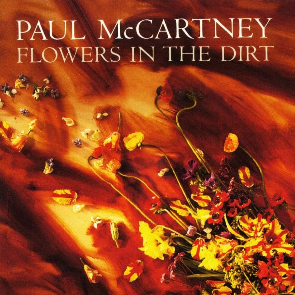 Flowers In The Dirt Paul McCartney remasterizado