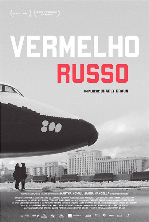 Poster de Vermelho Russo
