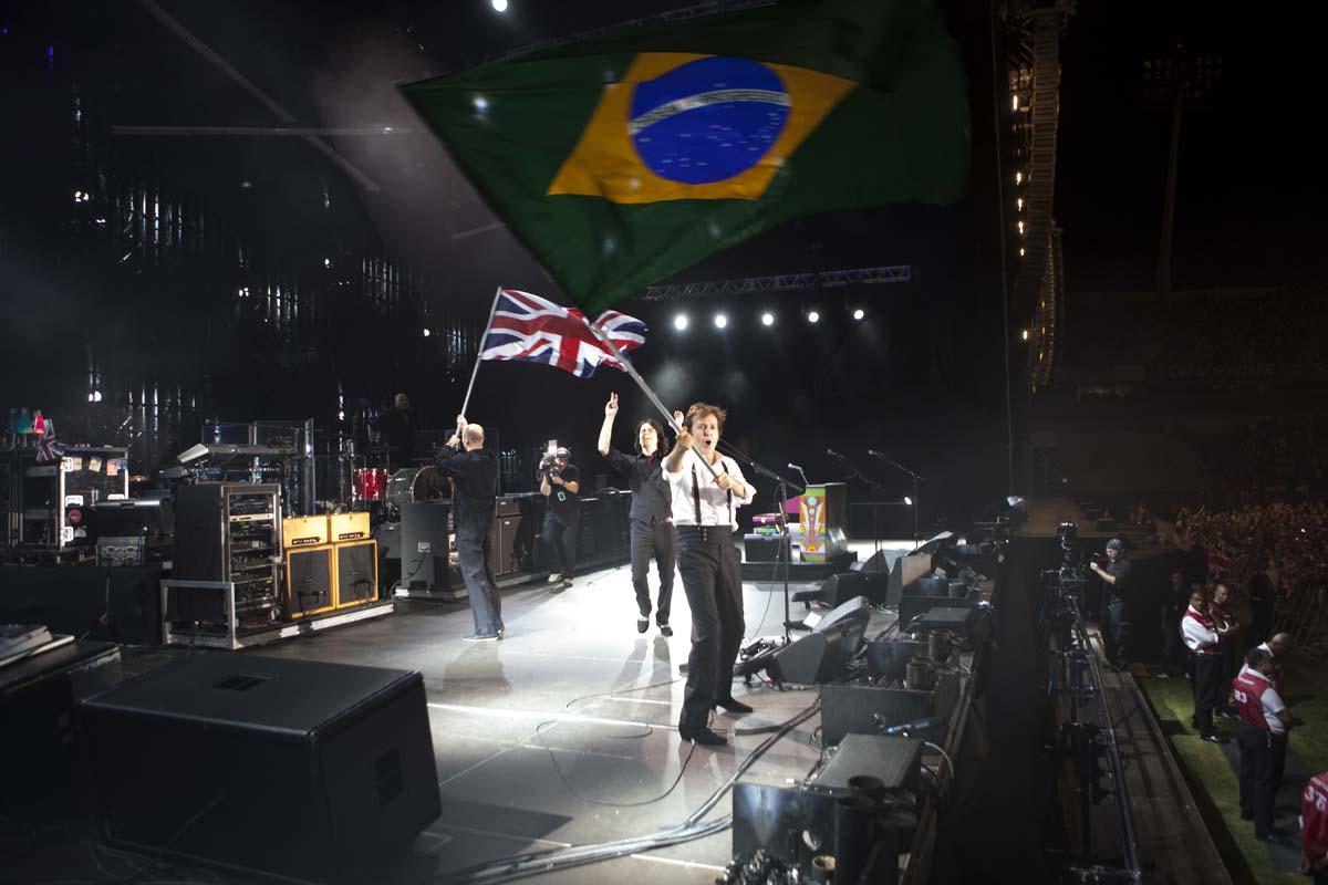 Paul McCartney - Up and Coming tour