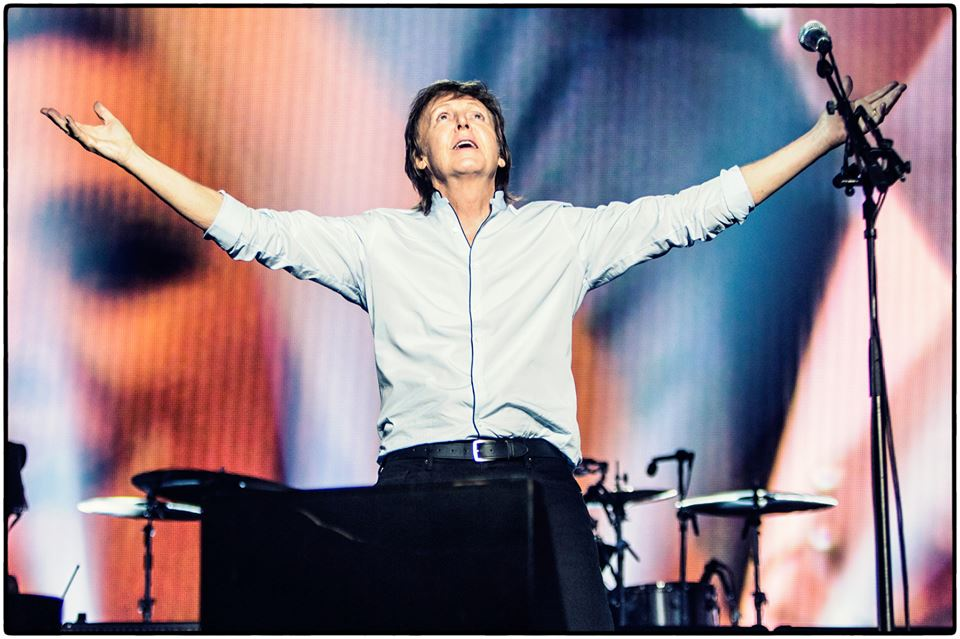 Paul McCartney Manaus