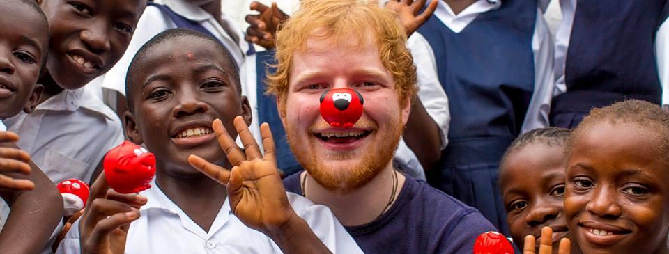 Foto: Reprodução/Comic Relief.