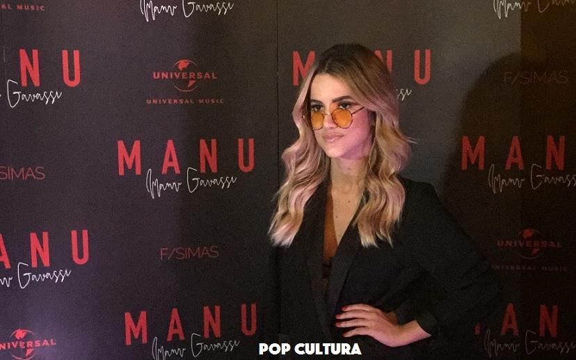 Manu Gavassi faz coletiva de imprensa do álbum 'Manu' em São Paulo