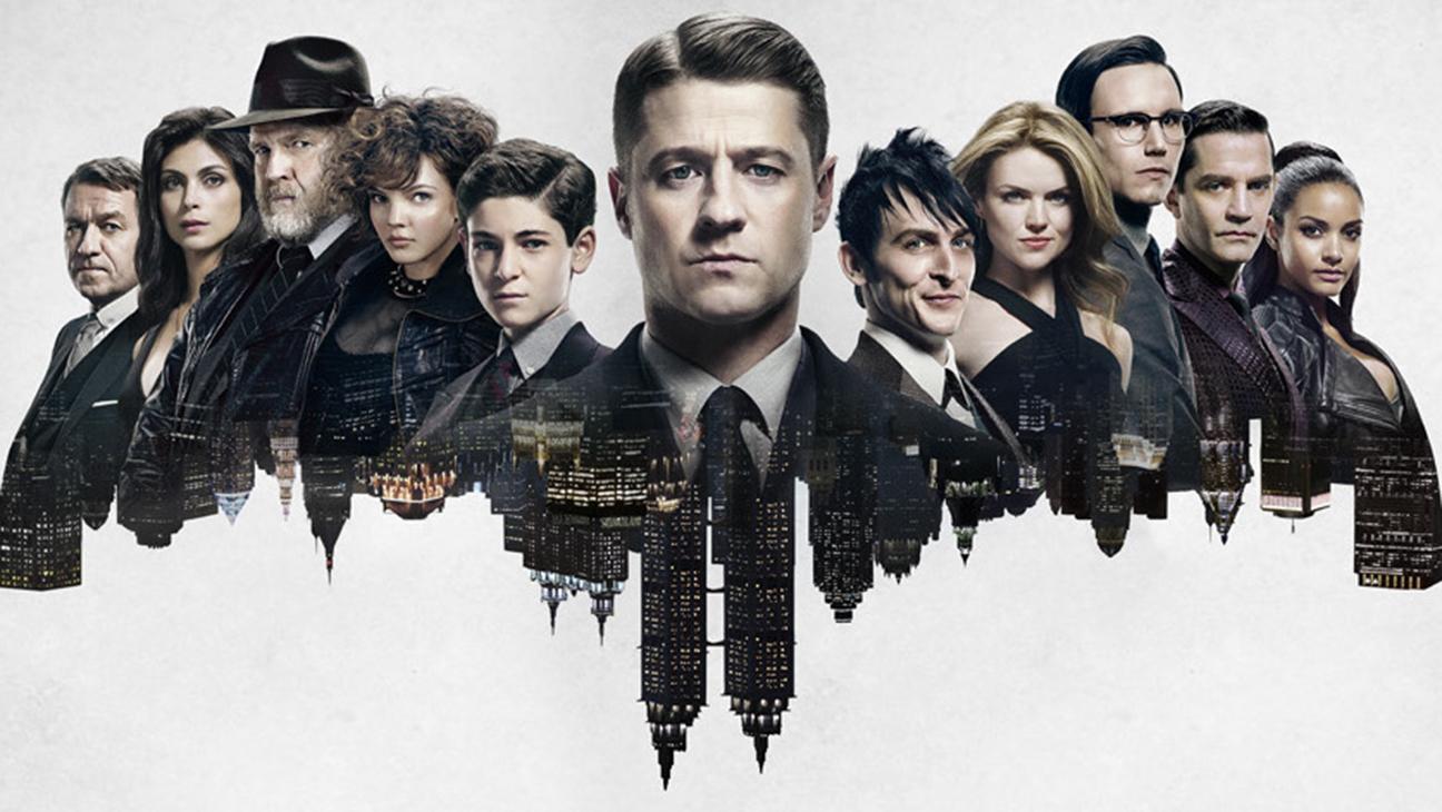 Resultado de imagem para Gotham