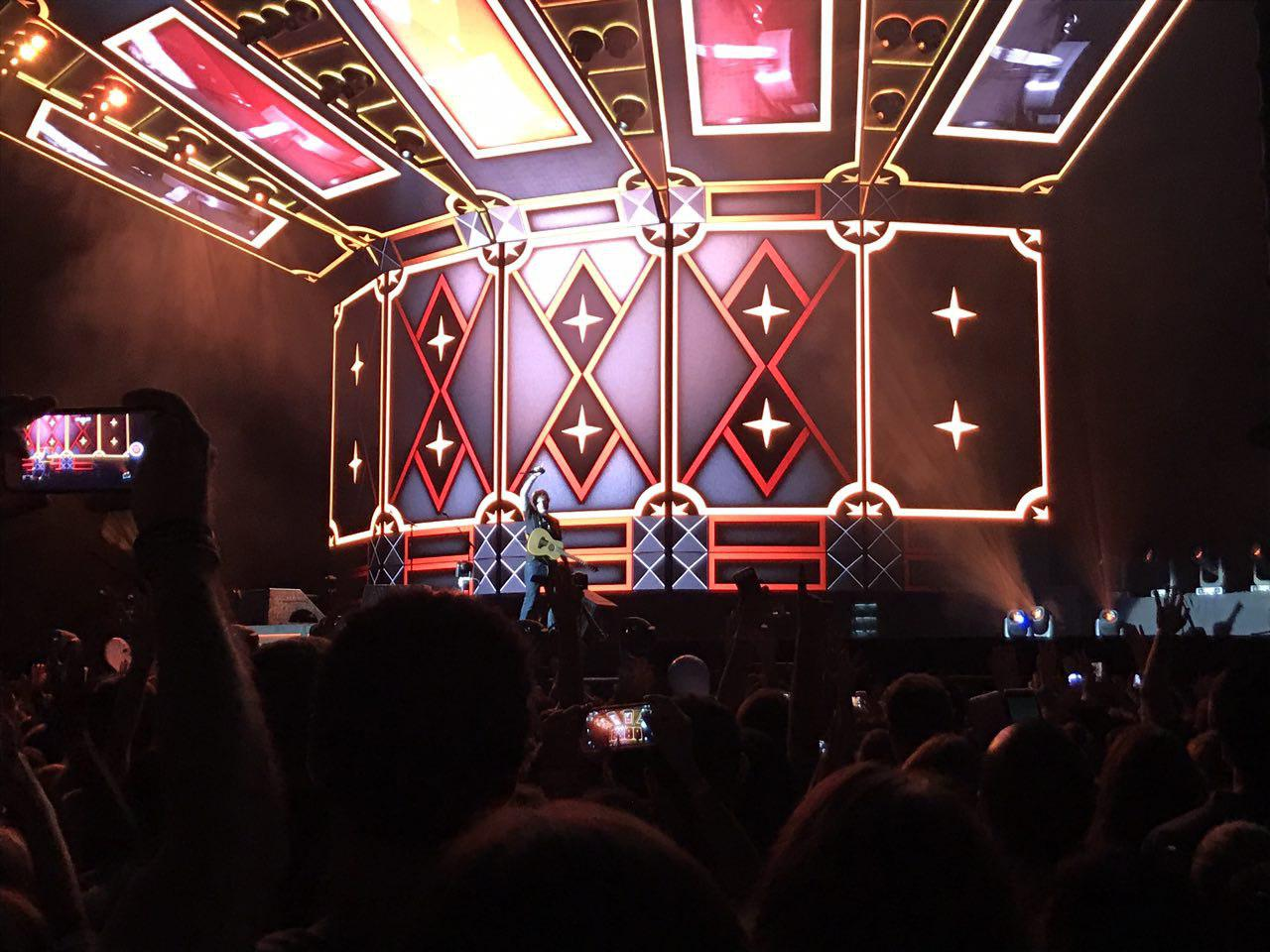 Ed Sheeran Sao Paulo