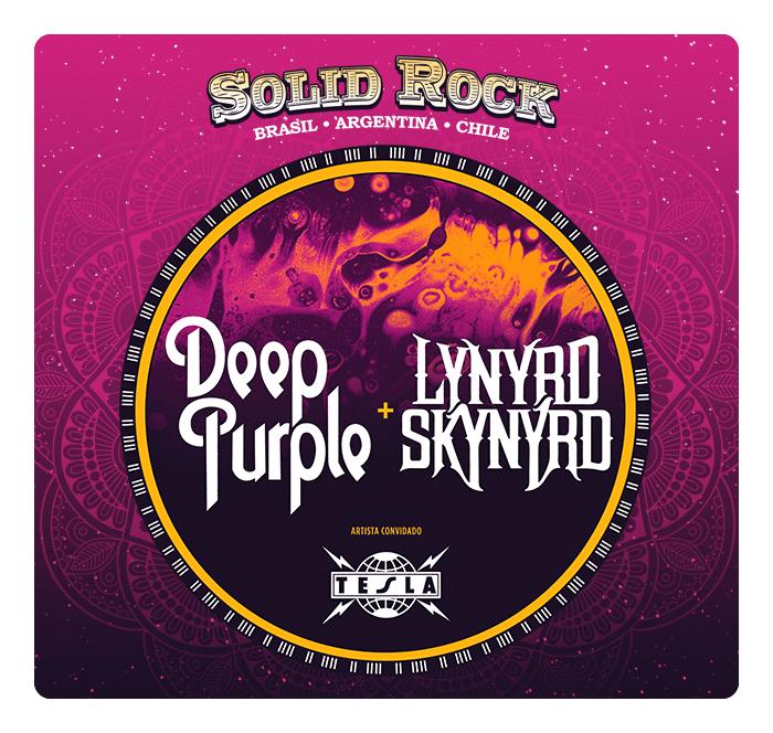 Deep Purple Lynyrd Skynyrd