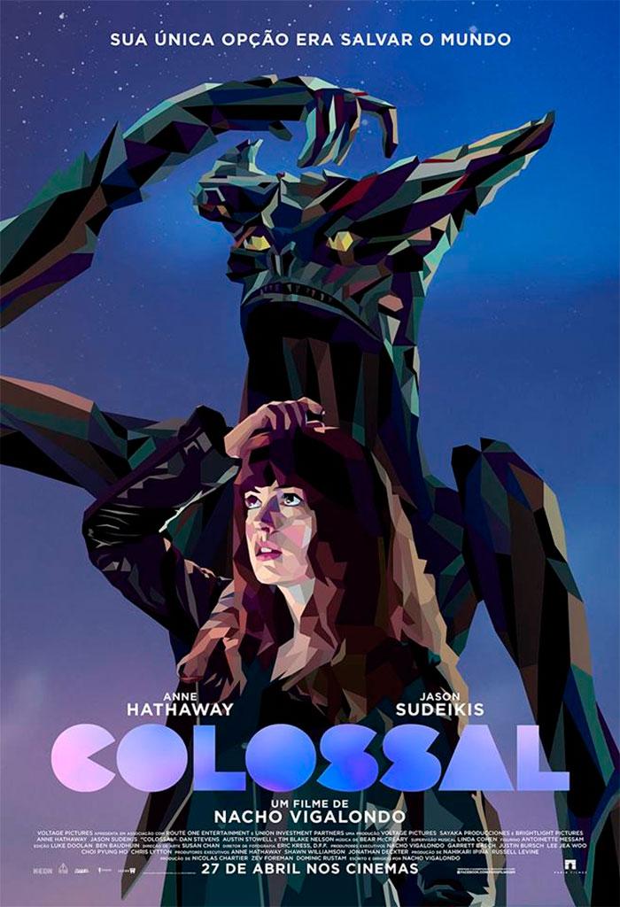 Poster de Colossal