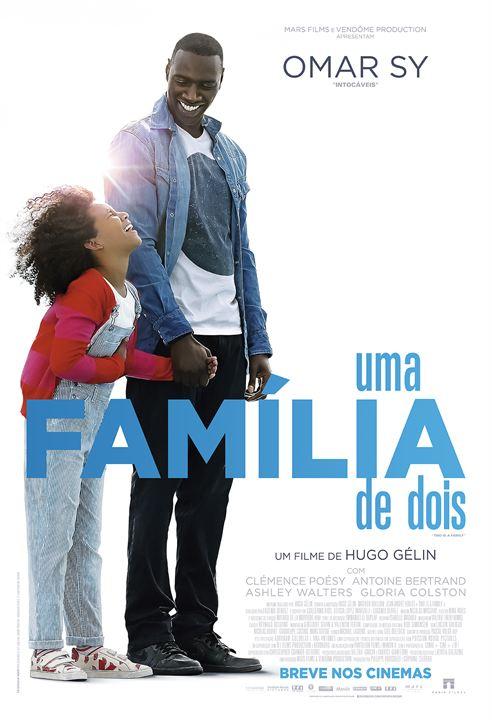 Poster de Uma Familia de Dois