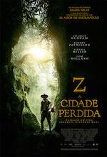Poster de Z - A Cidade Perdida
