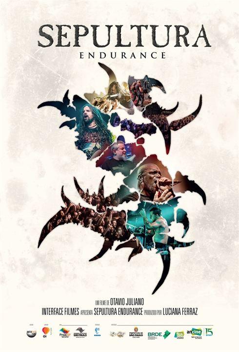 Poster de Sepultura Endurance