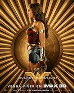Poster IMAX de Mulher-Maravilha