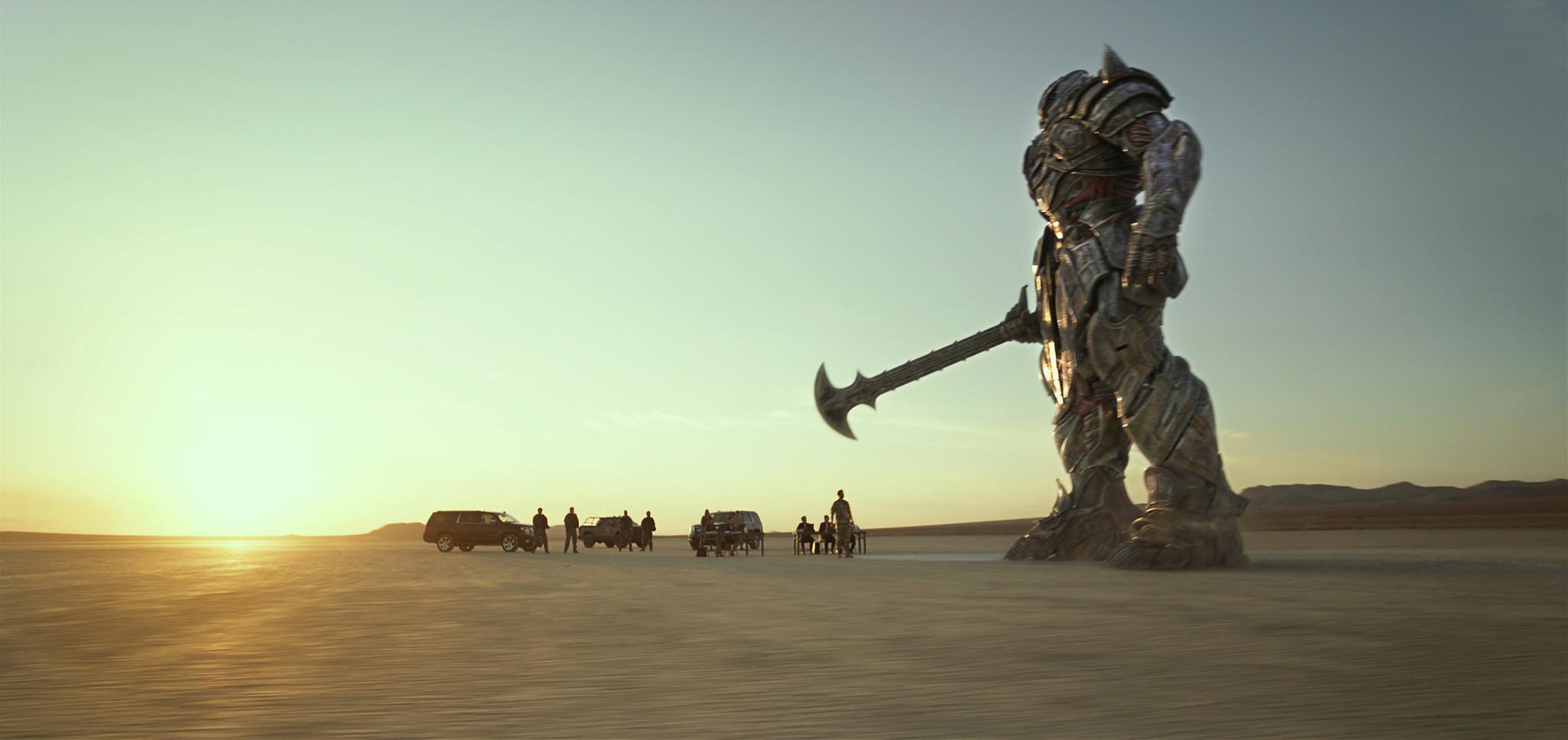 Transformers - Ultimo Cavaleiro