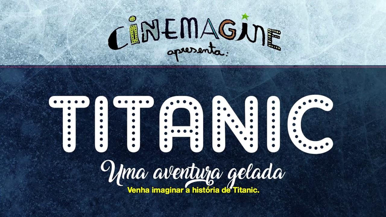Poster Cinemagine Titanic