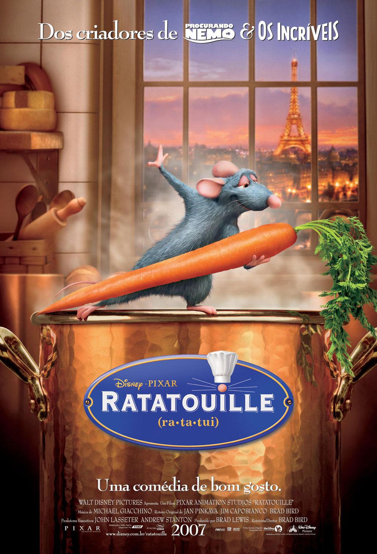 Poster de Ratatouille
