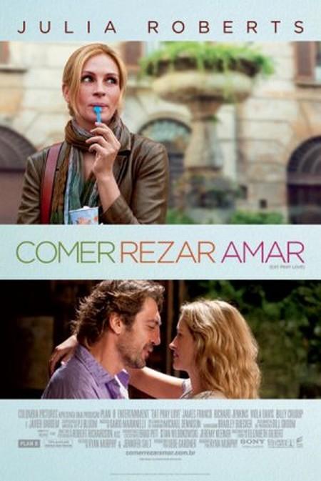 Poster de Comer, Rezar, Amar