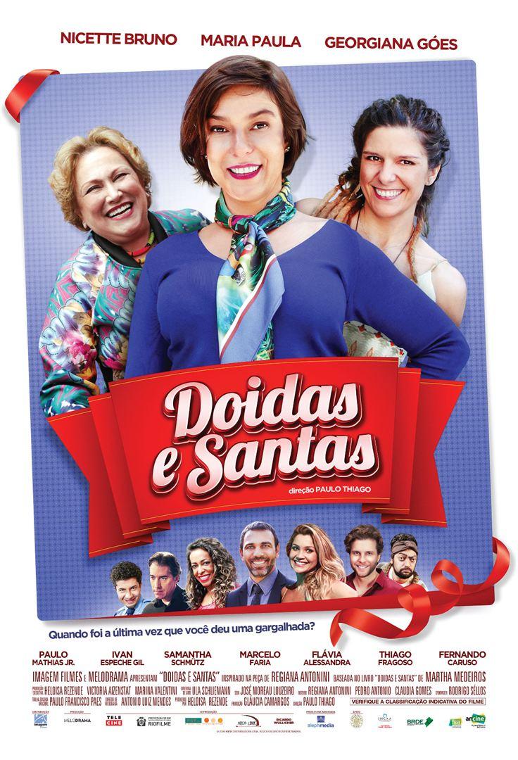Poster de Doidas e Santas
