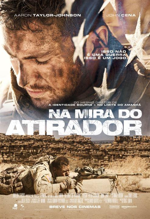 Poster de Na Mira do Atirador