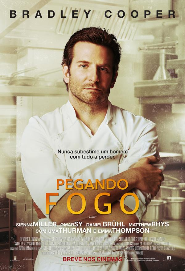 Poster de Pegando Fogo