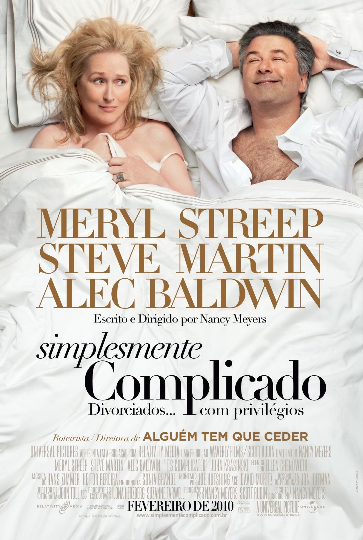 Poster de Simplesmente Complicado