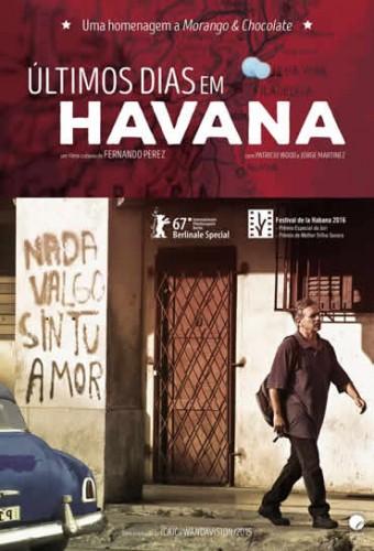 Poster de Últimos dias em Havana