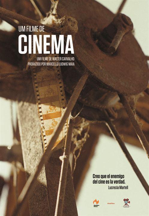 Poster de Um Filme de Cinema