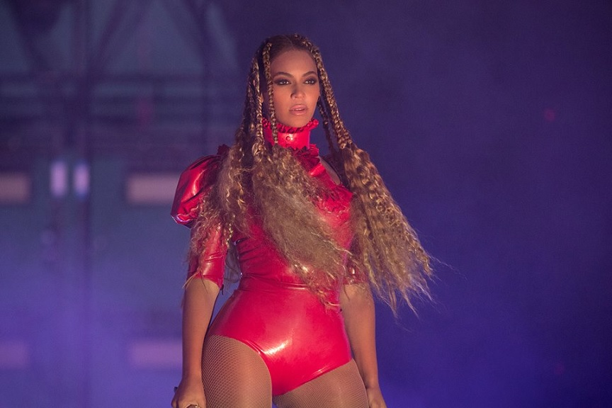 Foto: Reprodução/Facebook/@Beyonce.