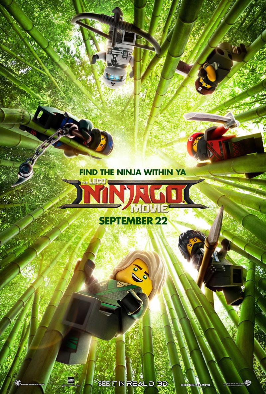 Poster de LEGO Ninjago