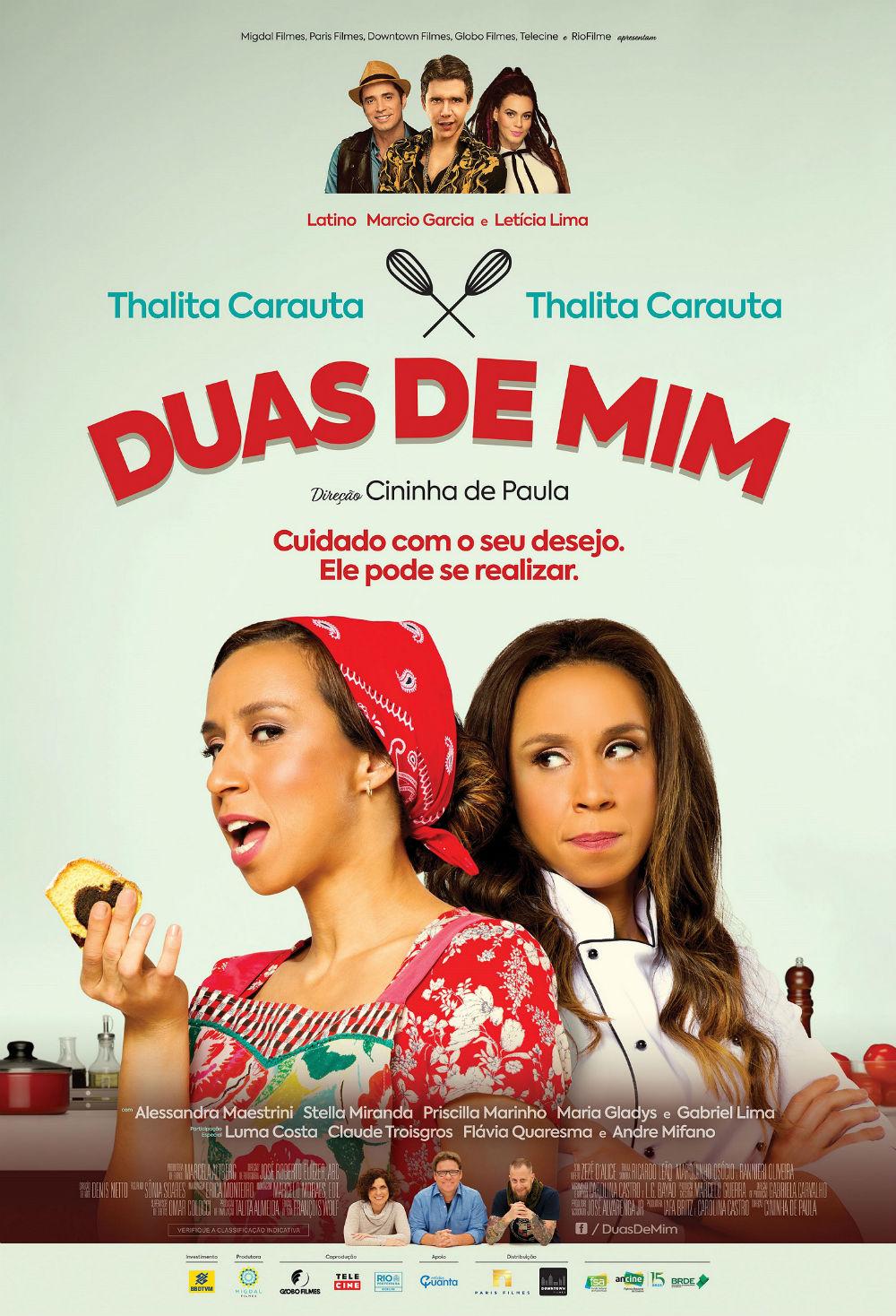 Poster de Duas de Mim