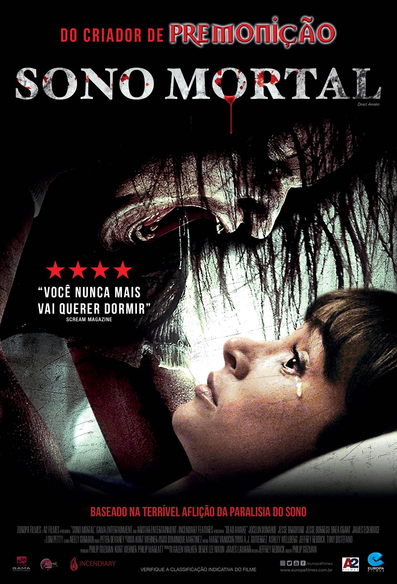 Poster de Sono Mortal