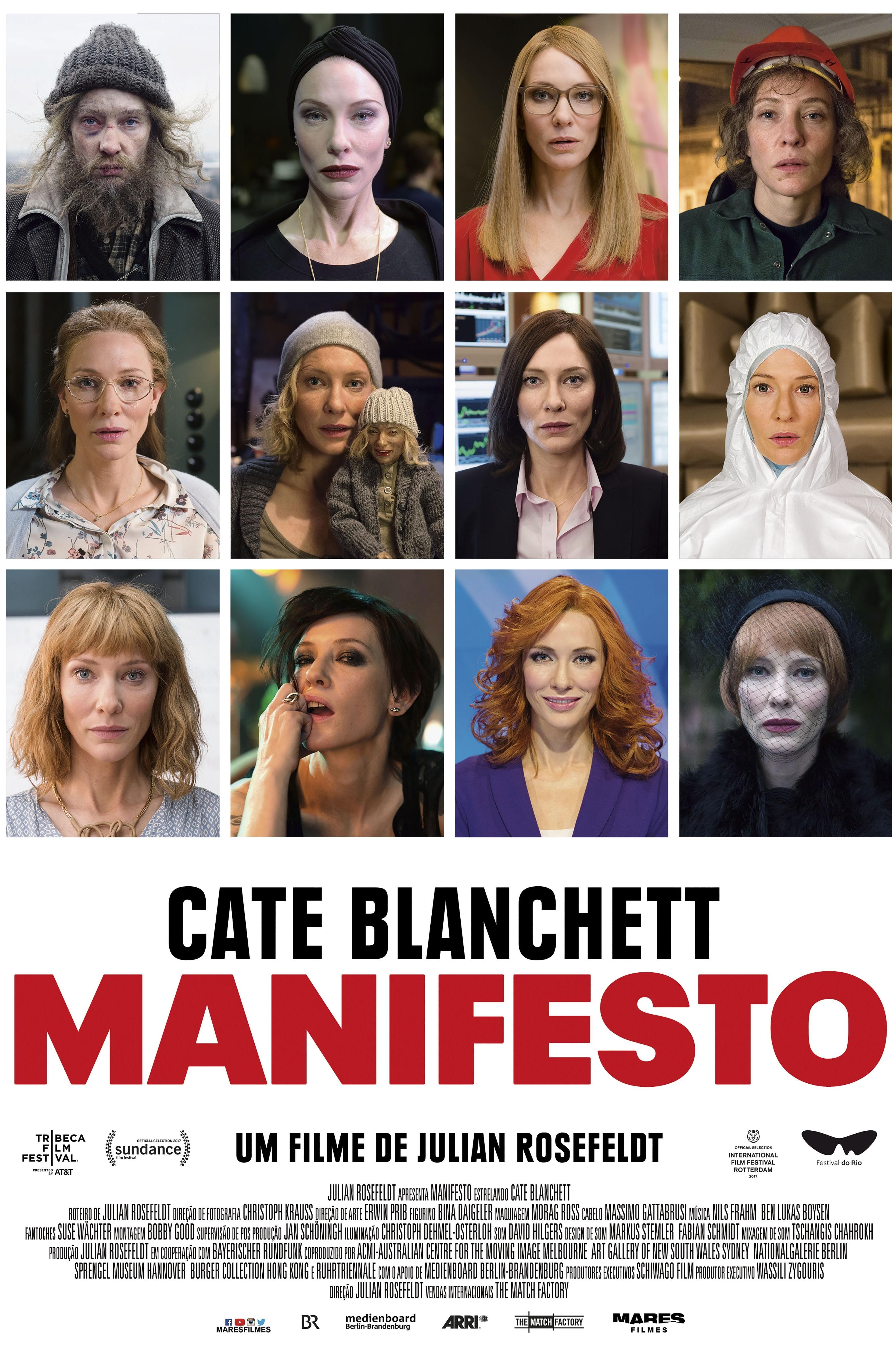 Poster de Manifesto