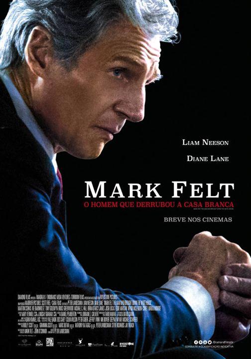 Poster de Mark Felt - O Homem que Derrubou a Casa Branca