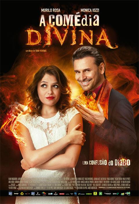 Poster de A Comédia Divina