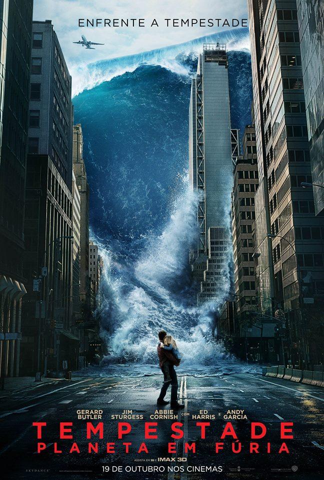 Poster de Tempestade: Planeta em Fúria