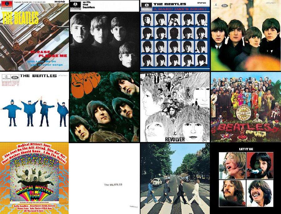Enquete | Qual é o seu álbum favorito dos Beatles?