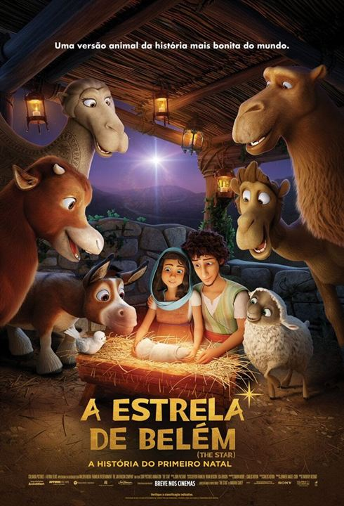 Poster de A Estrela de Belem