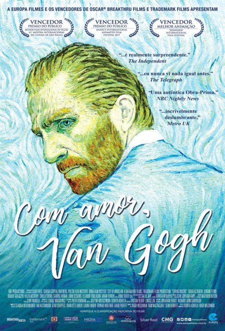 Poster de Com Amor, Van Gogh