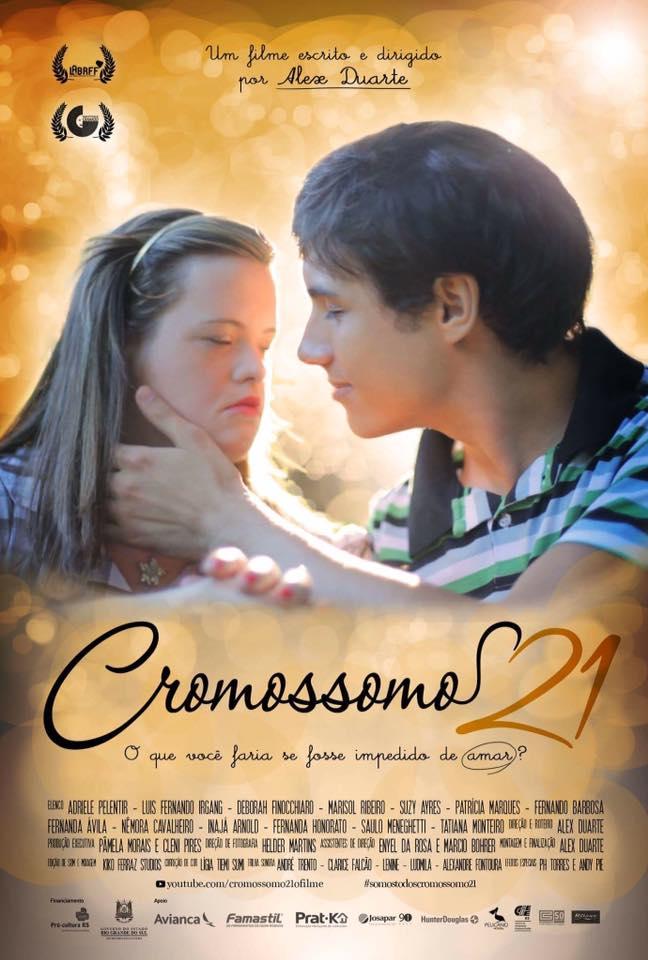 Poster de Cromossomo 21, o Filme