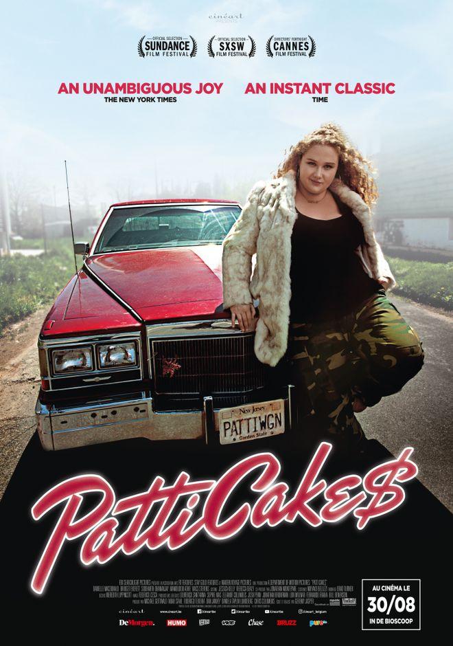 Poster de Patti Cake$