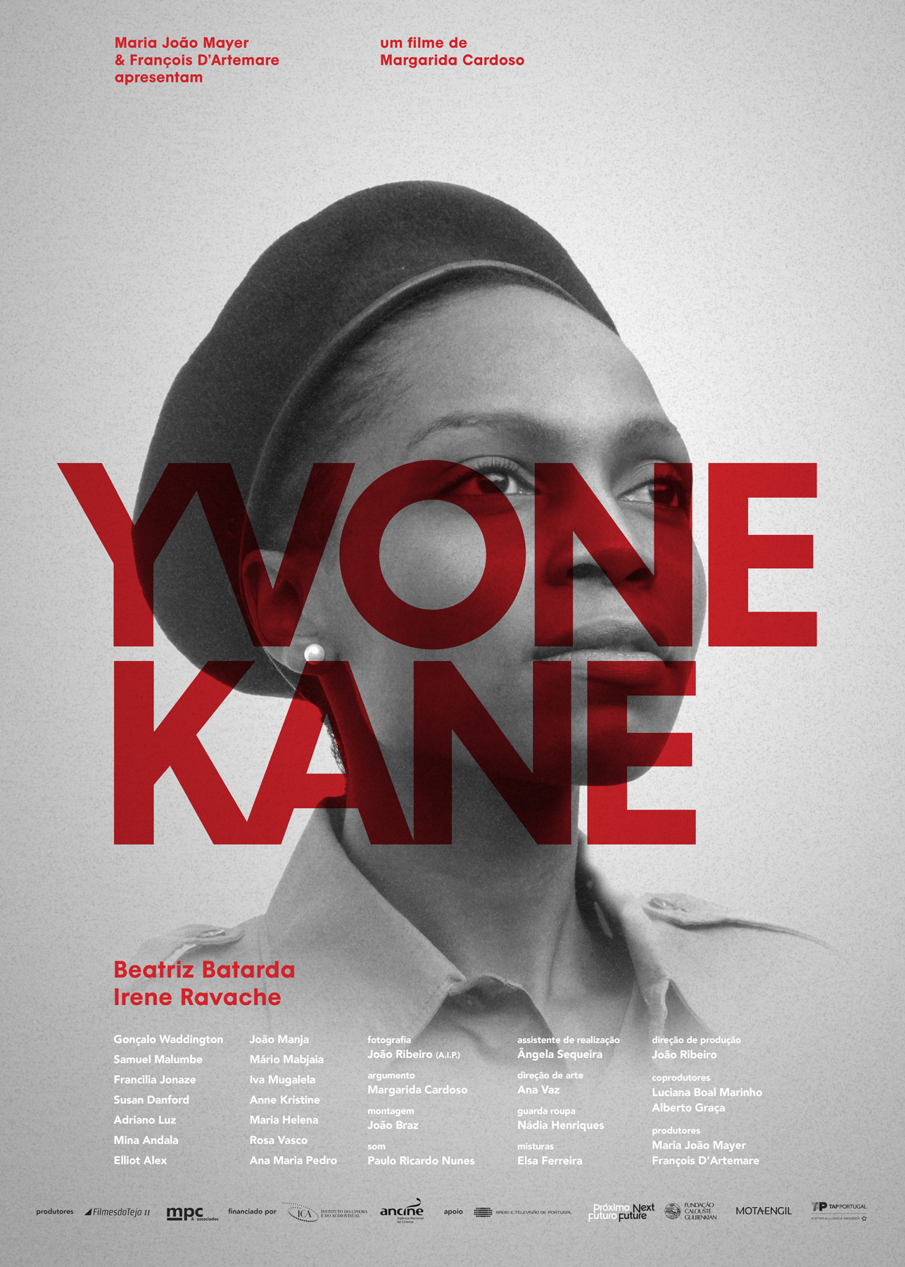 Poster de Yvone Kane