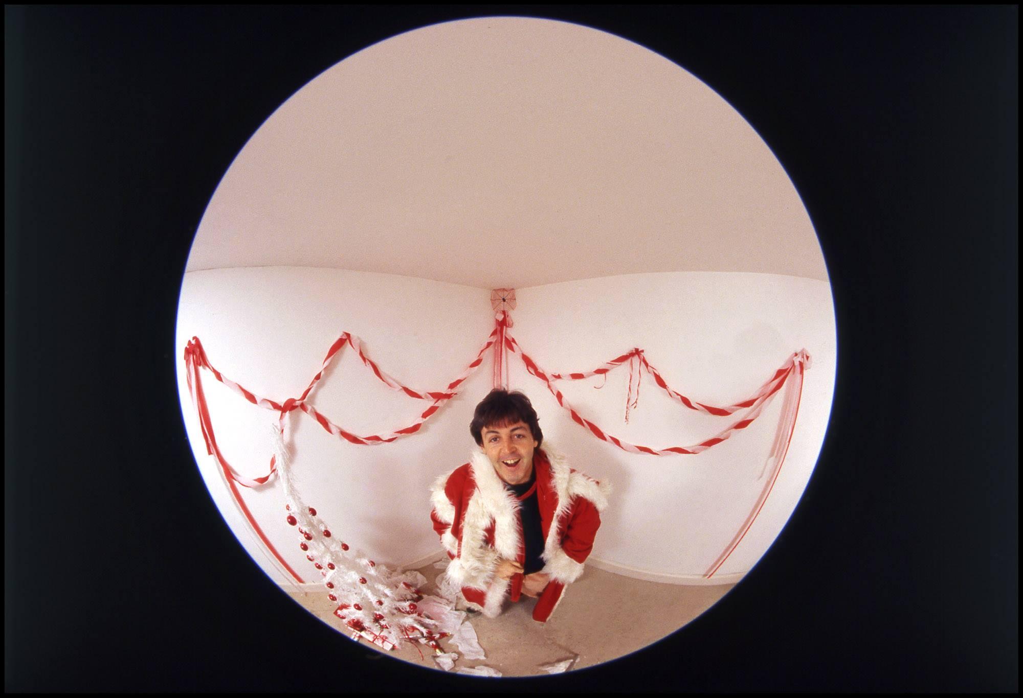 Gravação natalina perdida de Paul McCartney é disponibilizada online