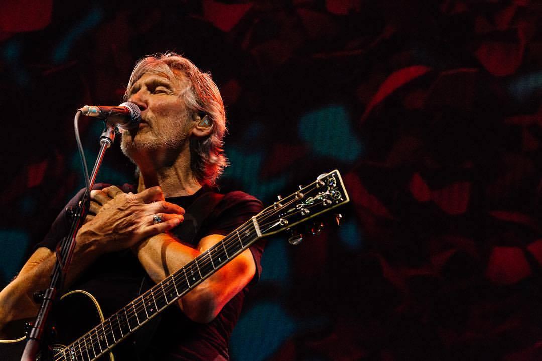 Roger Waters fará 7 shows no Brasil em 2018