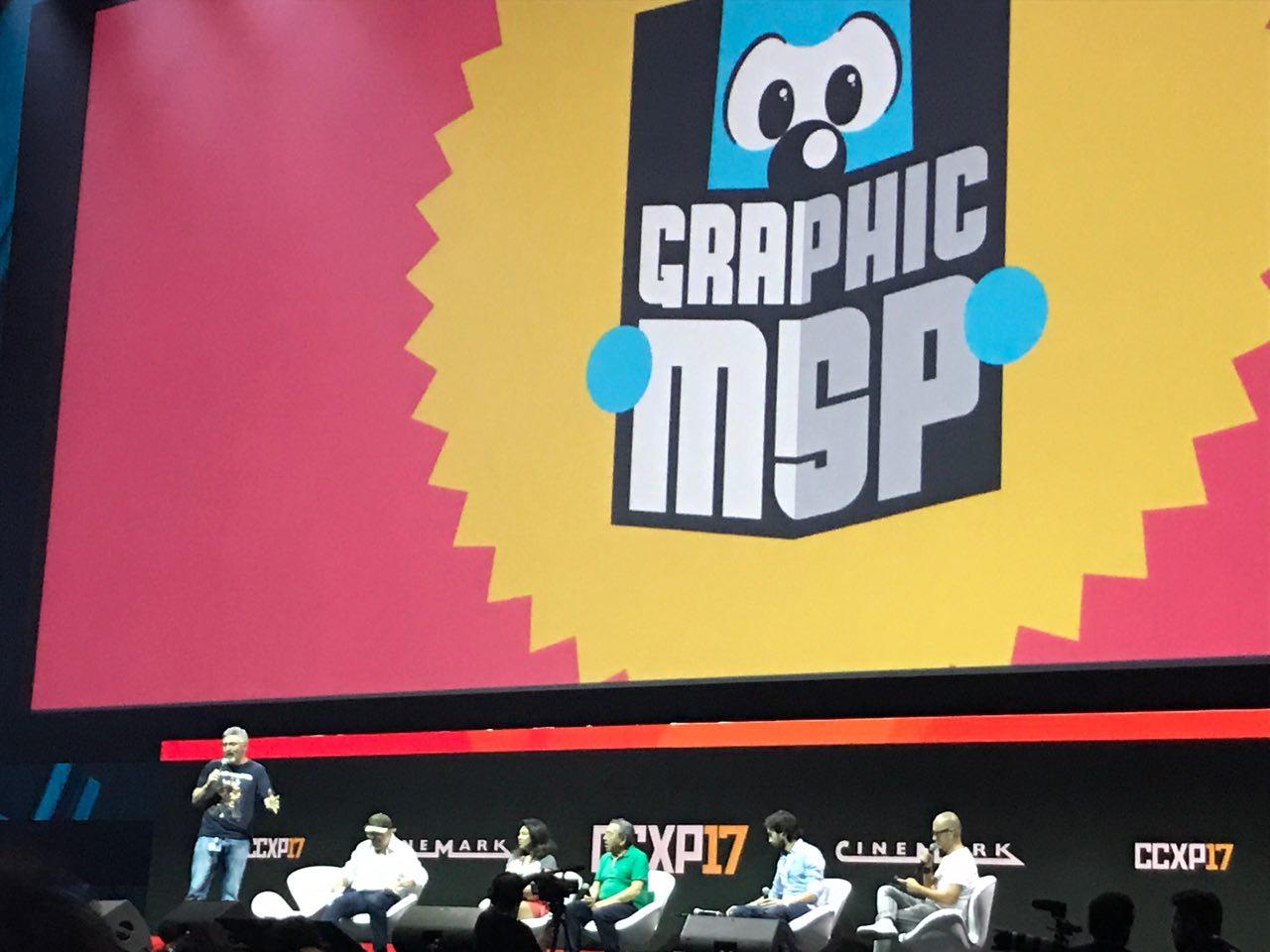 No encerramento da CCXP 2017, MSP apresenta melhor painel do domingo