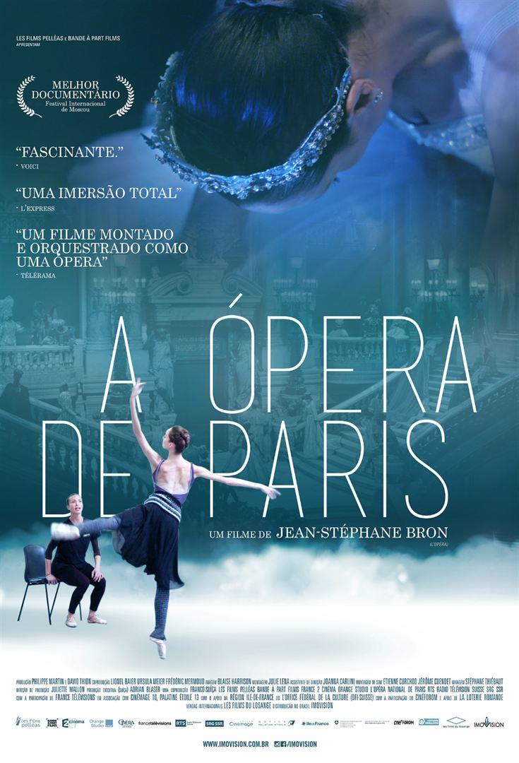 Poster de A Opera de Paris