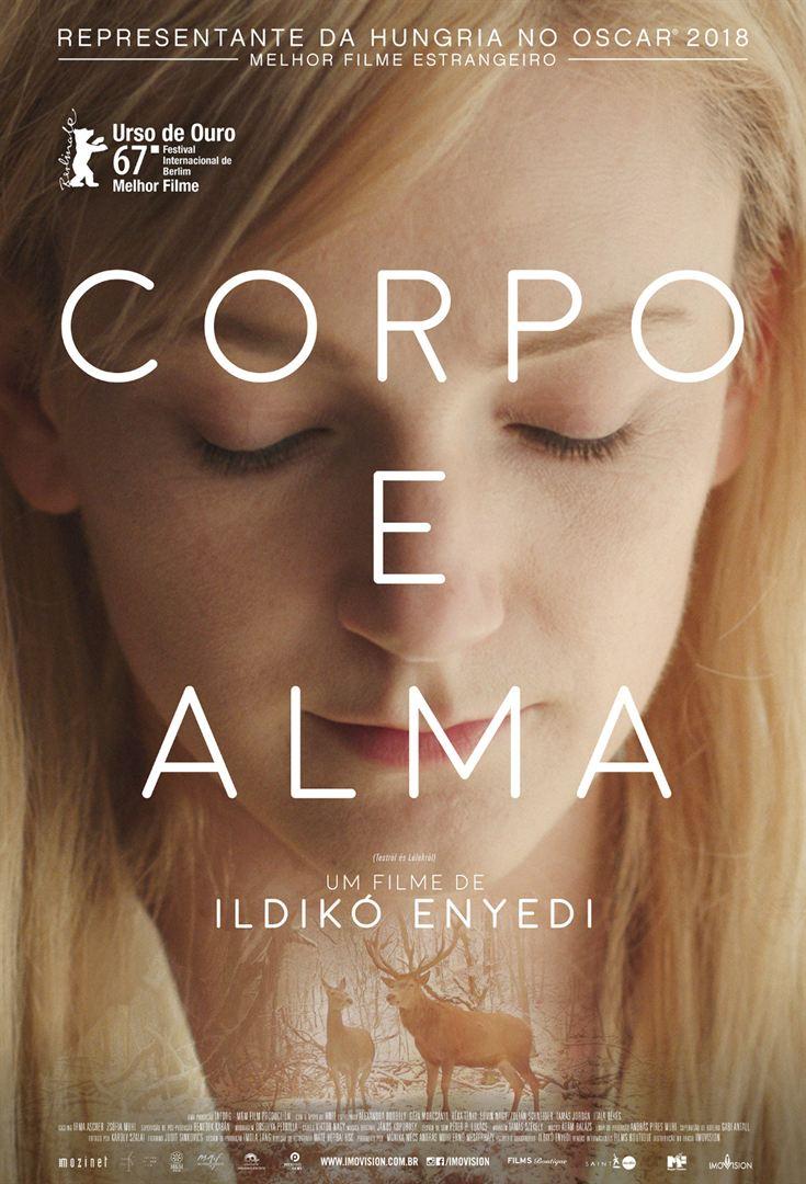 Poster de Corpo e Alma
