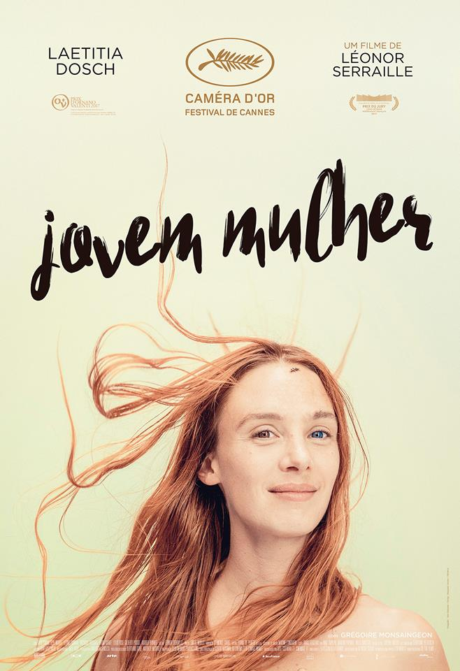 Poster de Jovem Mulher