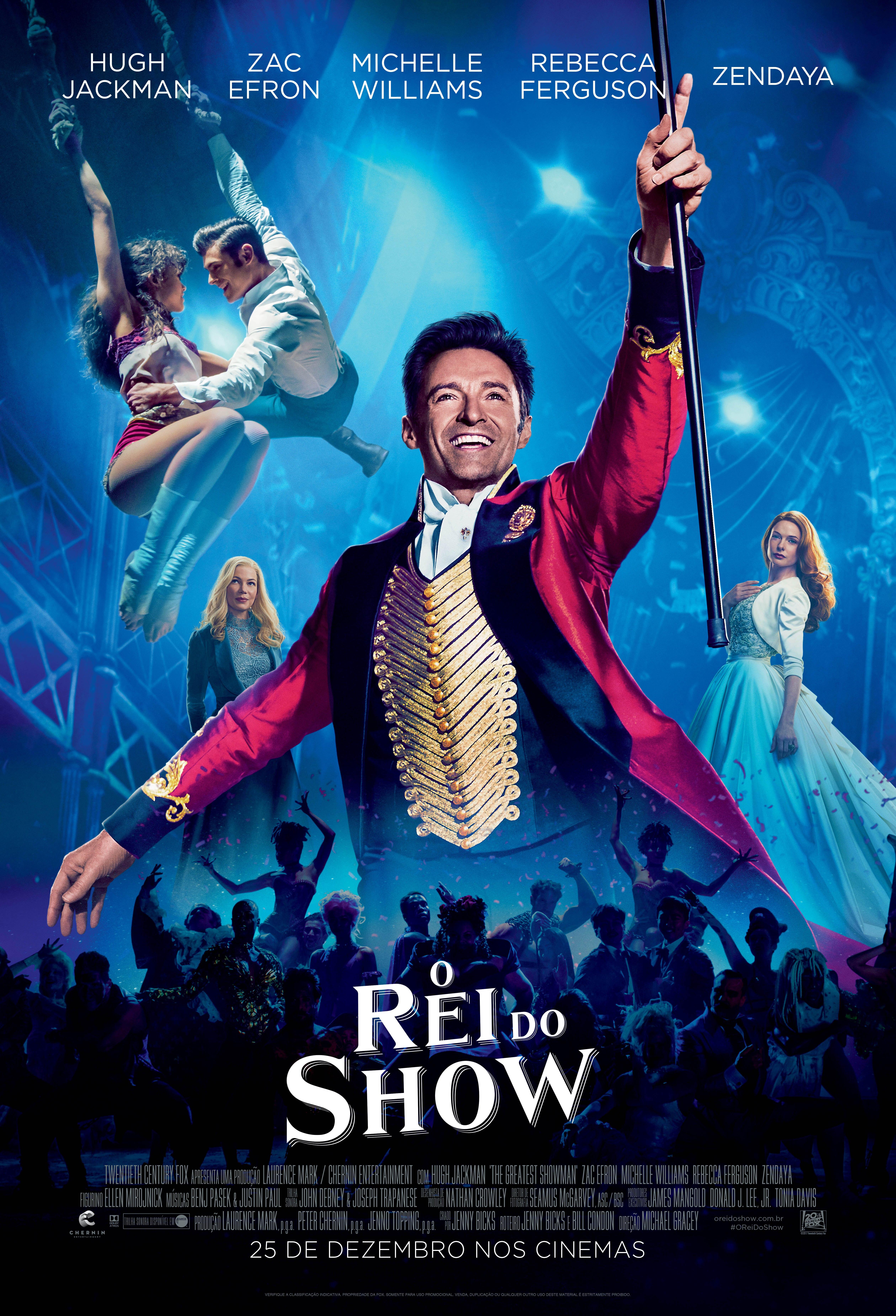 Poster de O Rei do Show