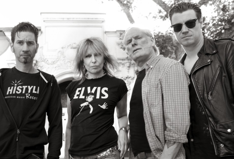 The Pretenders abrirá os shows de Phil Collins no Brasil