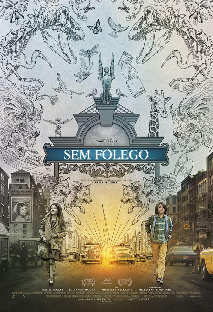 Poster de Sem Folego