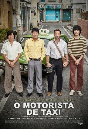Poster de O Motorista de Taxi