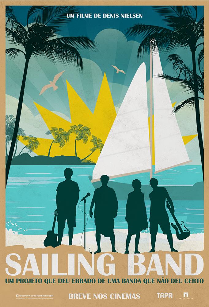 Poster de Sailing Band