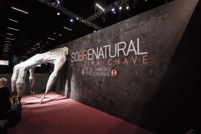 Sobrenatural A Ũltima chave